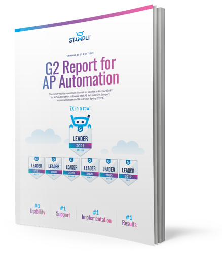 G2 Spring 2021 AP AP Automation Leader - Stampli - Whitepaper cover - cropped