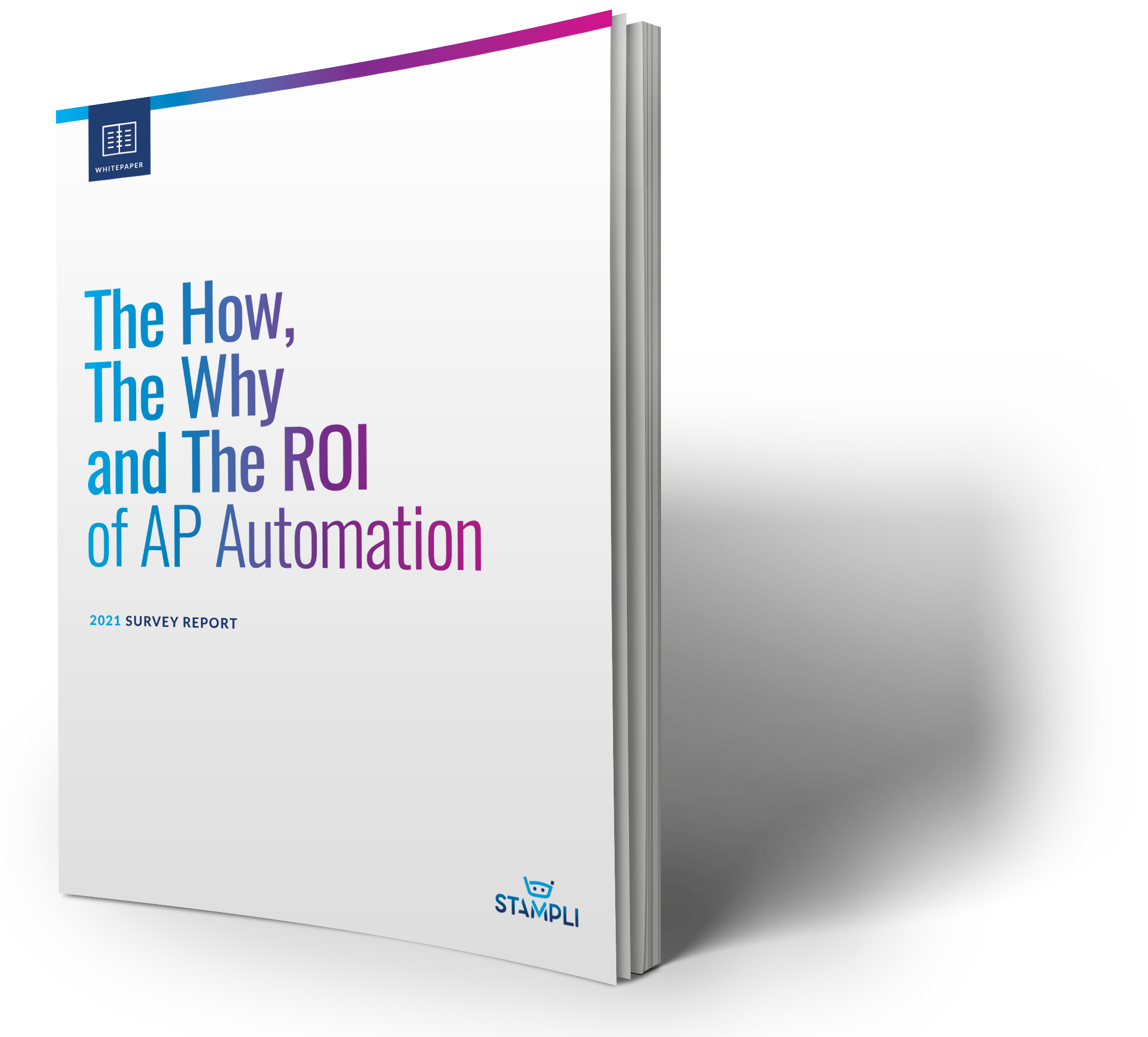 Whitepaper - The How, The Why & The ROI of AP Automation - cover image - cropepd2